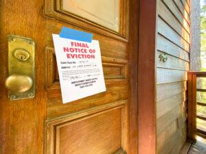 Could You Be Evicted During a Bankruptcy?